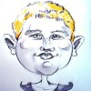 boy caricature