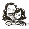 Car Caricature