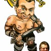 Gladiator Caricature